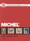 Michel catalog - USA special catalog 2014