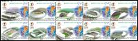 Sydkorea - Fodbold VM - Postfrisk sæt 10v