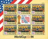 Sweden 1994 - FIFA World Cup - Sheet