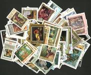 Malerier - 250 forskellige