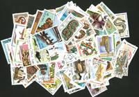 Krybdyr - 250 forskellige