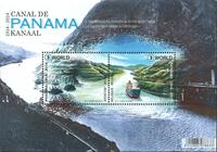 Belgium - Panama Canal 100 years - Mint souvenir sheet