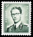 Belgien 1958 - OBP 1073 - Ubrugt