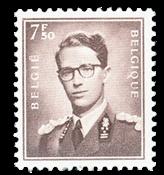 Belgien 1958 - OBP 1070 - Ubrugt