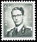 Belgien 1958 -  OBP 1069A - Ubrugt