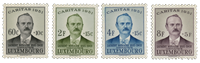 Luxembourg 1951 - Mint - Michel 484-87