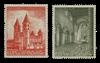 Luxemborg 1953 - Postfrisk - Michel 514-15
