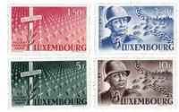 Luxembourg 1947 - Mint - Michel 423-26