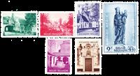Belgium 1954 - OBP 946-51 - Mint