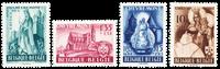 Belgium 1948 - OBP 777-80 - Unused