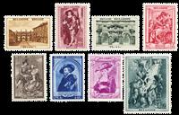 Belgium 1939 - OBP 504-11 - Unused