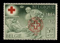 Belgium - OBP 582B - Unused