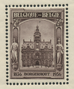 Belgium 1936 - OBP 436 - Mint