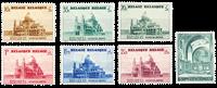 Belgium 1938 - OBP 471-77 - Unused