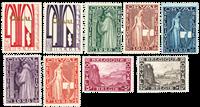 Belgium 1928 - OBP 258-66 - Unused