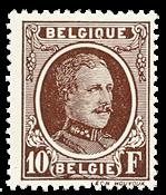 Belgium 1922 - OBP 210 - Mint