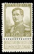 Belgium 1912 - OBP 112 - Unused
