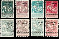 Belgien 1911 - OBP 100-07