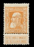 Belgien 1905 - OBP 79a - Ubrugt