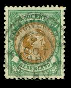 Nederland - Nr. 45 - Gebruikt