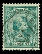 Netherlands - NVPH 41 - Cancelled