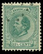 Netherlands 1872-1888 - NVPH 25 - Cancelled