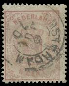 Netherlands 1869-1871 - NVPH 16 - Cancelled