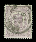 Netherlands 1869-1871 - NVPH 18 - Cancelled