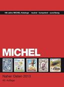 Michel frimærkekatalog - Oversø Nærøsten 2013