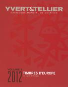 Yvert & Tellier - Europa I-P - Bind 3 2012
