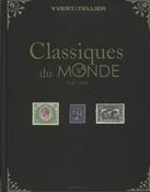 Yvert & Tellier - Hele Verden klassisk - 1840-1940
