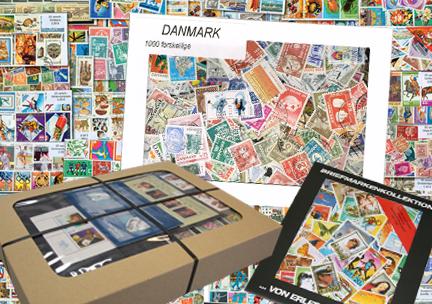 Postzegelpakketten