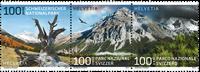 Schweiz - Nationalpark - Postfrisk sæt 3v