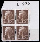 1974 TANSKA - AFA L 272 postituoreena