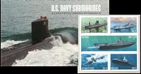 USA - Submarines - Mint prestige booklet
