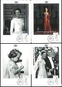 Dronning Margrethe 60 år maxi kort