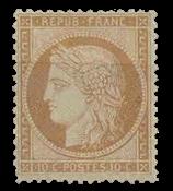 France - YT 36 - Unused