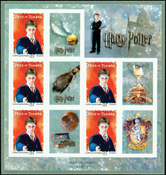 France France Harry Potter 3 sheets