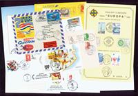 Frankrig 9 kuverter