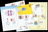Frankrig 7 kuverter