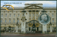 ENGLANTI - Kuninkaalliset häät