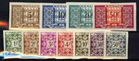 Monaco - YT Taxe 29-38a