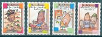 Nederlandske Antiller - Kartoflens år 2008 - Postfrisk sæt 4v