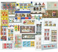 Holland 26 postfriske blokke