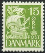 Danmark - AFA nr.257 - Postfrisk