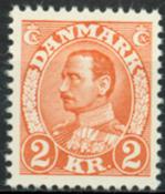 Denmark - AFA no. 212 - Mint