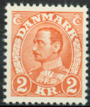 Danmark - AFA nr. 212 - Postfrisk