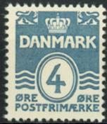 Danmark - AFA nr. 198 - Postfrisk