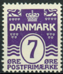 Danmark - AFA nr. 184 - Postfrisk