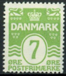 Danmark - AFA nr. 167 - Postfrisk
